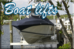 Click Here For Information on Our Boat Lifts!