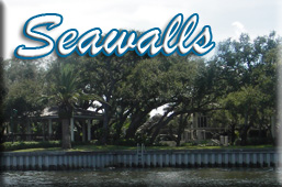 Click Here For Information on Our Seawalls!